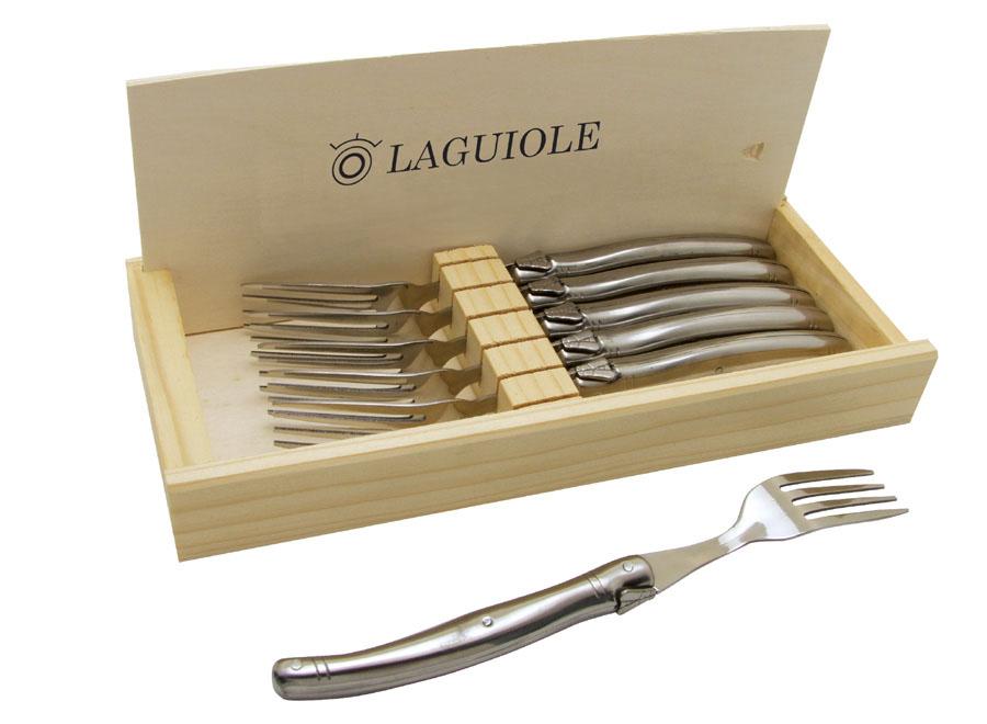 Set fourchettes publicitaires laguiole couteaux publicitaires de table laguiole couteaux Set de table publicitaire prix
